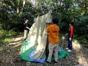 ②テントにポールを入れる_DSCF0046