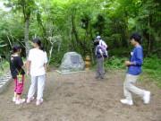 13野営場散策_ふくろうの碑DSCF1353