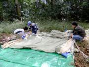 02DSCF1598A型テント1