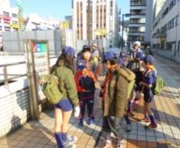 1.松戸駅スタート