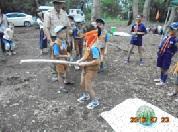 デーキャンプ見学16