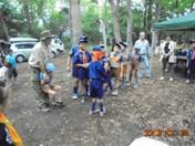 デーキャンプ見学23
