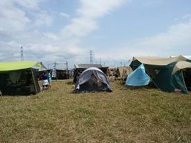 #11 キャンプサイト