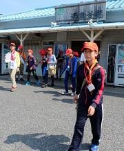 2-08_浜金谷駅で下車_DSCF2996
