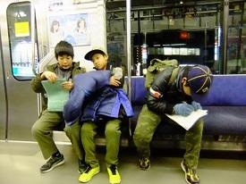 04_常磐線上野東京ラインでお台場に向かう①DSCF2906