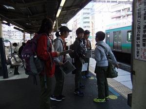 01_松戸駅を出発DSCF3332