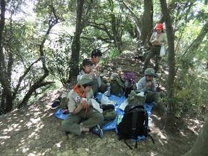 19_ハイキングコース⑤昼食DSCF3440
