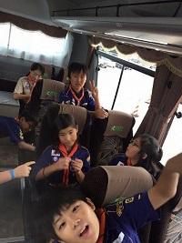 2バスの中 (2)A