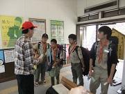 01青春18切符で磐梯町駅に到着DSCF3573
