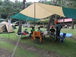 12キャンプサイト2DSCF3636