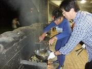 20夕食は焼き肉01DSCF3707