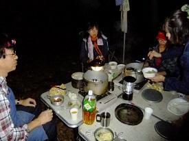 13_リーダーの夕飯は鍋DSCF3875