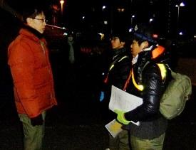 12_ボーイ隊は夜食地点から再スタートし松戸へ向かうDSCF4143